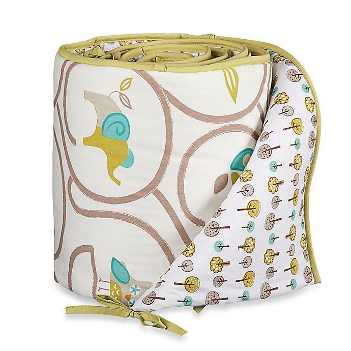 20865c05d2c9 Lolli Living™ by Living Textiles Baby Mix   Match Crib Bumper in Animal  Tree Tree Dot