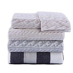 Berkshire Blanket® Microfleece Knit Sheet Set