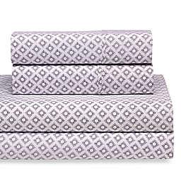Home Collection Polaris Full Sheet Set in Grey