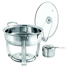 SALT™ 4 qt. Stainless Steel Chafing Dish