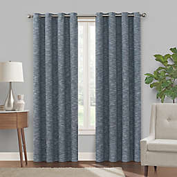 Turner Grommet 100% Blackout Window Curtain Panel