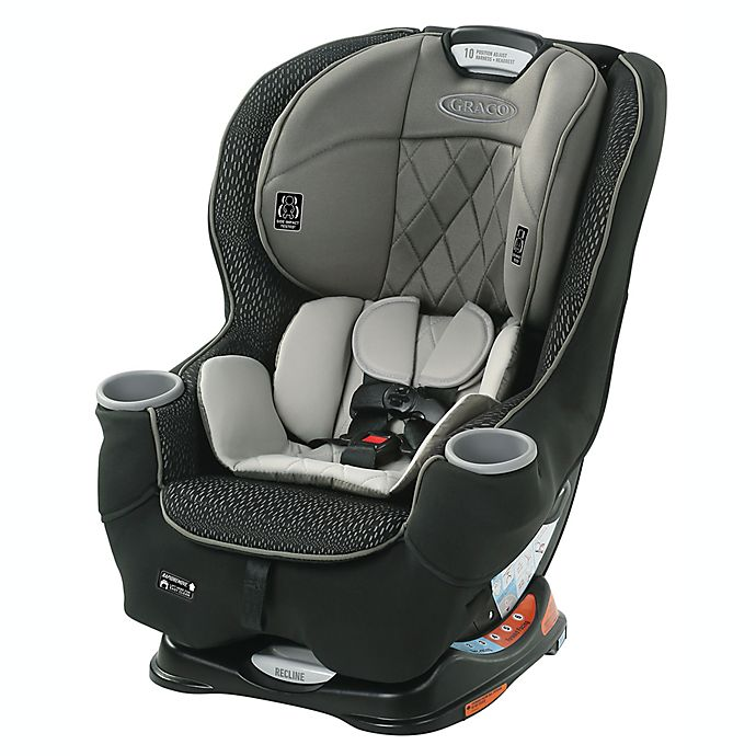 Alternate image 1 for Graco® Sequence™ 65 Platinum Convertible Car Seat in Hurley