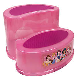 Ginsey Disney® Princess 2-Tier Step Stool
