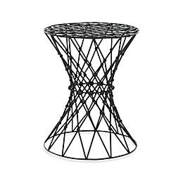 Safavieh Iron Wire Crisscross Stool