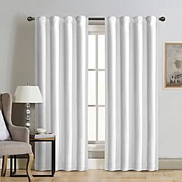 Therapedic® Carlisle 100% Blackout Rod Pocket Window Curtain Panel