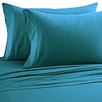 Micro Flannel®  Solid Full Sheet Set in Teal