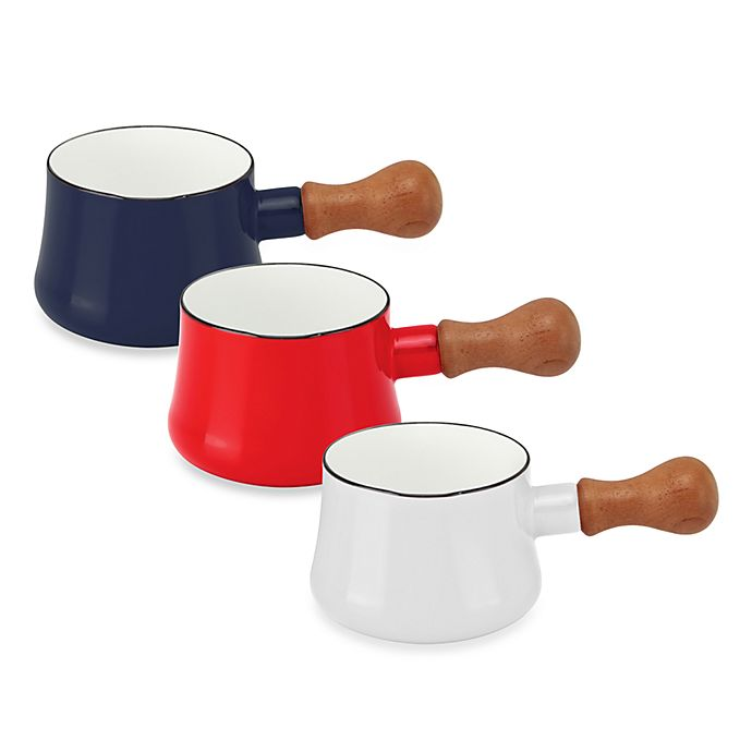 Alternate image 1 for Dansk® Kobenstyle 16-Ounce Butter Warmers