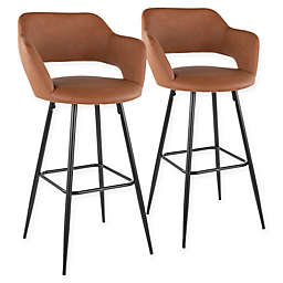 LumiSource® Margarite Bar Stools (Set of 2)