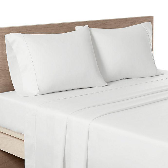 Alternate image 1 for Madison Park™ 500-Thread-Count King Sheet Set in White