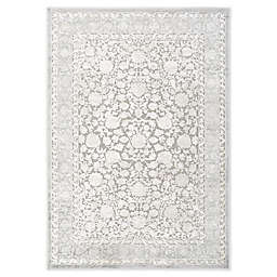 Home Dynamix Infinity Floral Bordered Area Rug