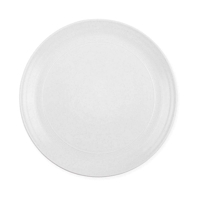 Alternate image 1 for Bee & Willow™ Home Milbrook Dinner Plate in White