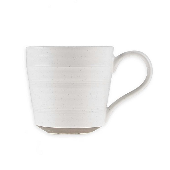 Alternate image 1 for Bee & Willow™ Home Milbrook Mug in Coconut White