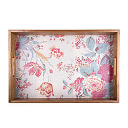 Bee & Willow™ Home Milbrook 20-Inch Acacia Wood Serving Tray