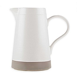 Bee & Willow™ Home Milbrook Pitcher in White