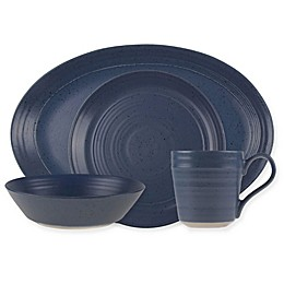 Bee & Willow™ Home Milbrook Dinnerware Collection in Blue