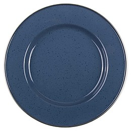 Bee & Willow™ Home Milbrook Charger Plate in Blue