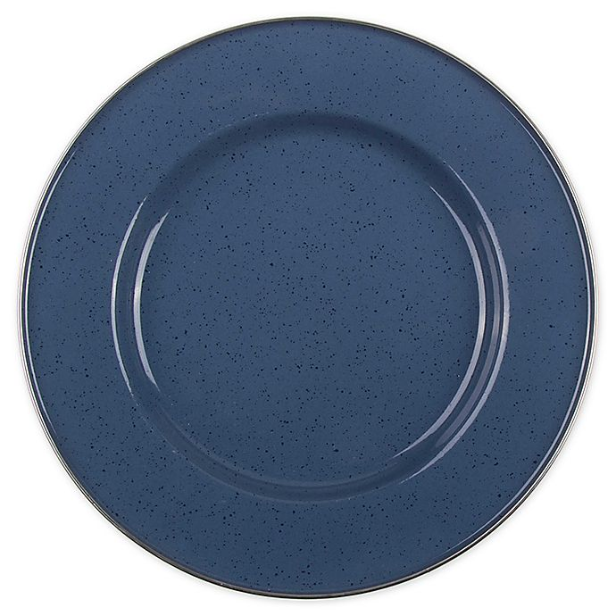 Alternate image 1 for Bee & Willow™ Home Milbrook Charger Plate in Blue