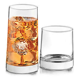 Libbey® Glass Cabos 16-Piece Drinkware Set