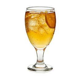 Libbey® Glass Goblet Party Glasses in Clear (Set of 12)