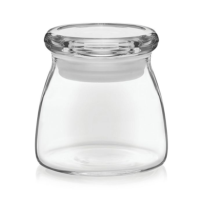 fe567be3ea49 Libbey® Glass Vibe Spice Jars in Clear (Set of 12) | Bed Bath & Beyond