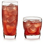 Libbey® Glass Imperial 16-Piece Drinkware Glass Set in Clear