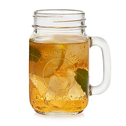Libbey® Glass Country Fair Drinking Jars in Clear (Set of 12)