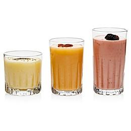 Libbey® Glass Brockton 24-Piece Glass Set in Clear