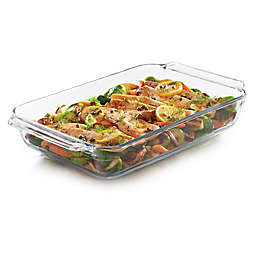 Libbey® Glass Bakers 9-Inch x 13-Inch Baking Dish in Clear