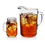 Libbey® Glass Country Folk 7-Piece Sweet Tea Drinkware Set in Clear