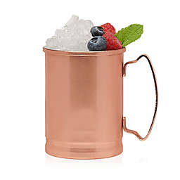 Libbey® Glass Moscow Mule Mugs in Copper (Set of 4)