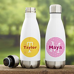Just Me Personalized Insulated Water Bottle