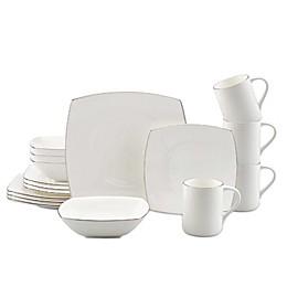 Mikasa® Couture Platinum 16-Piece Dinnerware Set