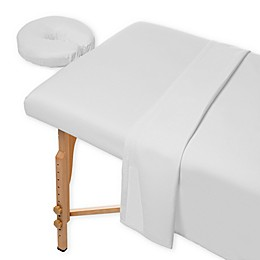 Heartland® HomeGrown™ 400-Thread-Count Massage Full Sheet Set
