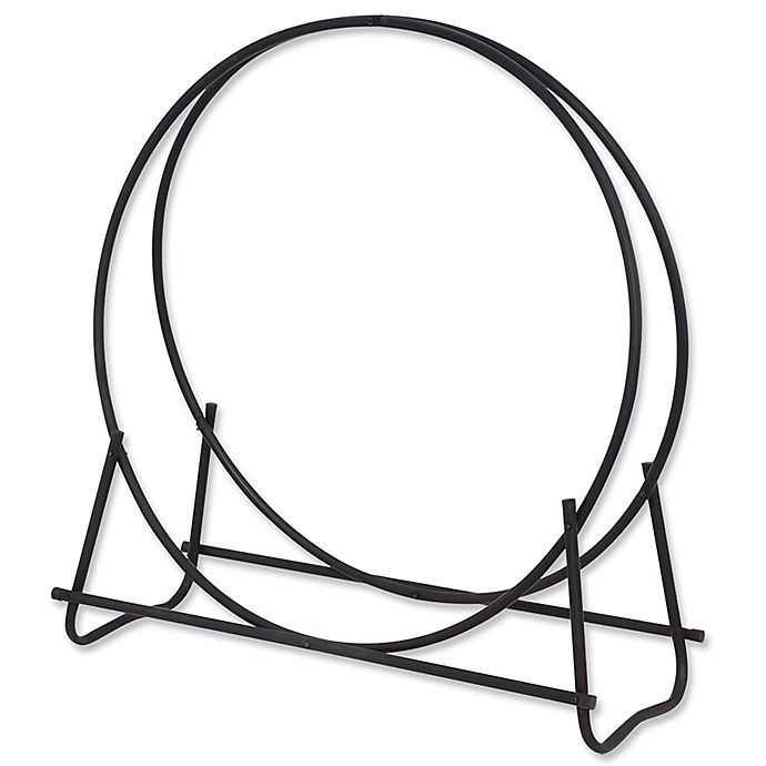 Alternate image 1 for UniFlame® 48-Inch Log Hoop in Black