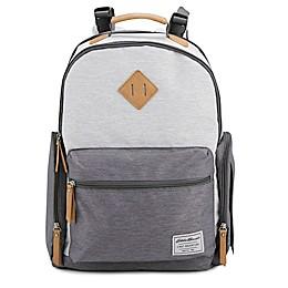 Eddie Bauer® Terrain Diaper Backpack in Grey
