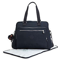 Kipling Alanna Over-the-Shoulder Diaper Bag in True Blue