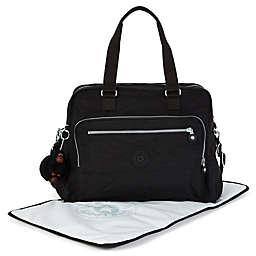 Kipling Alanna Over-the-Shoulder Diaper Bag in Black