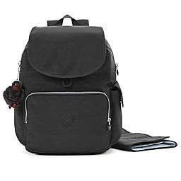 Kipling Zax Diaper Backpack in Black