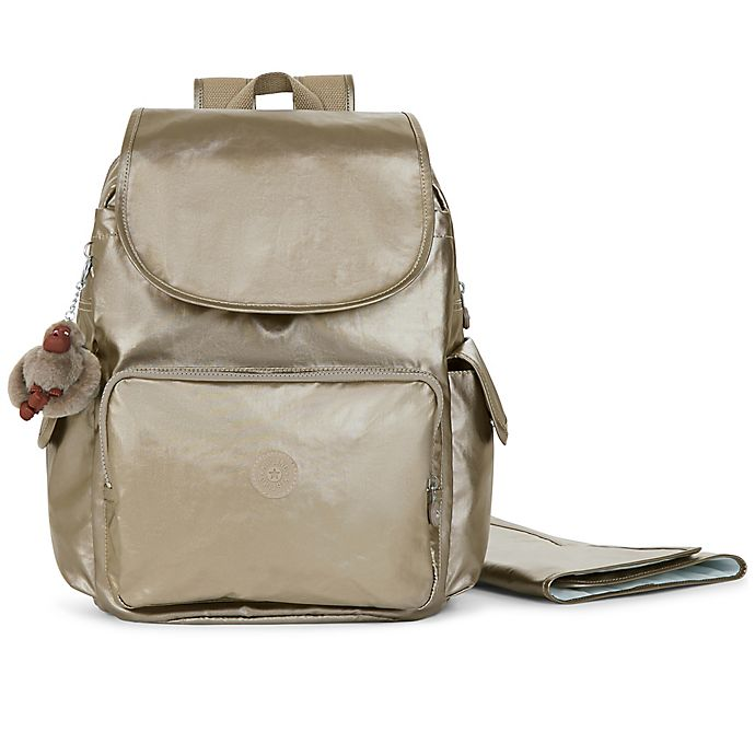Alternate image 1 for Kipling Zax Diaper Backpack