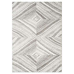 "Novelle Home Paragon 7'10"" X 10'10"" Area Rug in Cream"