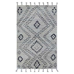 Couristan® Lima Andes Rug in Light Grey