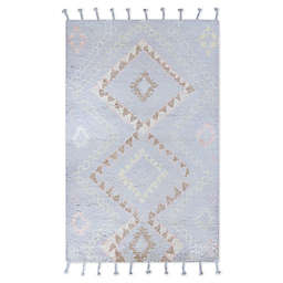 Couristan® Lima Amazon Rug in Blue/Grey