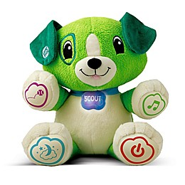 LeapFrog® My Pal Scout Plush Learning Toy