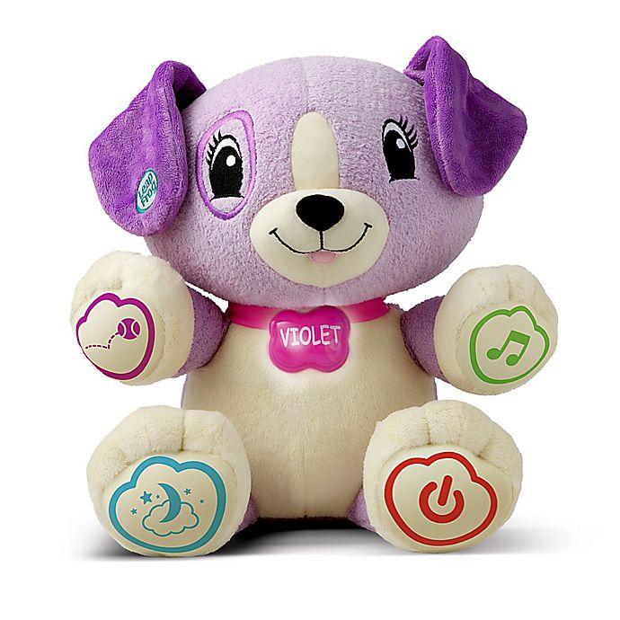 Alternate image 1 for LeapFrog® My Pal Violet Plush Learning Toy