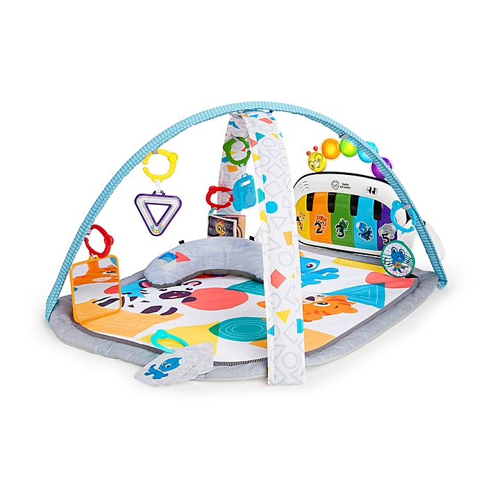 Alternate image 1 for Baby Einstein™ 4-in-1 Kickin' Tunes Music & Language Discovery Gym