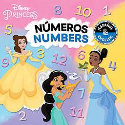 Disney® Princess Numeros Numbers