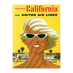 Fly California Wall Art