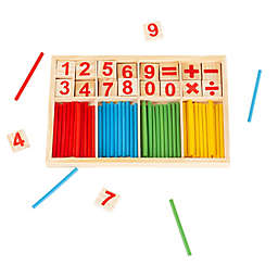 Hey! Play! Montessori Math Counting Toy