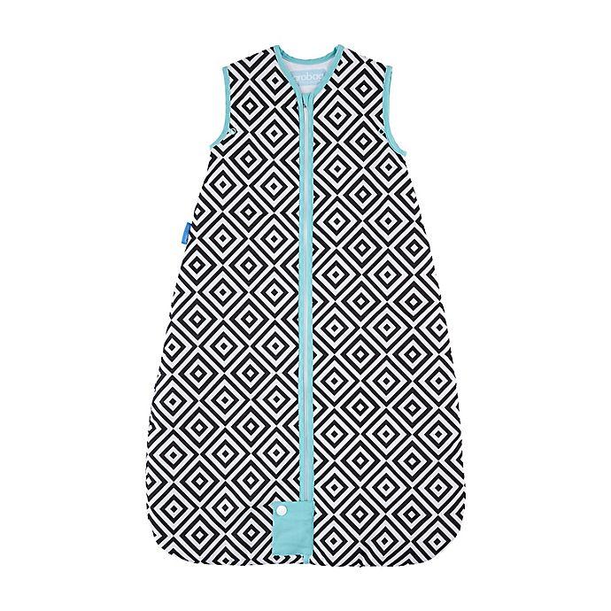 Alternate image 1 for Tommee Tippee® Grobag Diamond Sleepbag in Black/White