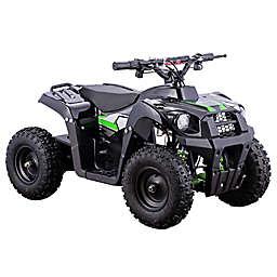 MotoTec 36-Volt Mini Quad Monster V6 Battery-Powered Ride-On